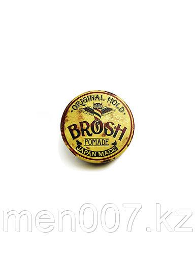 Brosh Original Hold Pomade (Помада для укладки волос) 40 г, Япония