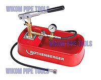 Ручной опрессовщик для гидравлических испытаний ROTHENBERGER RP30