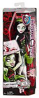 Кукла Монстер Хай Скара Скримс, Monster High Ghoul Fair Elissabat, фото 1