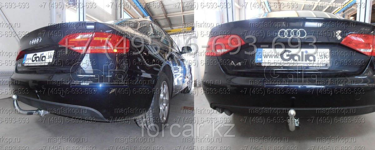 Фаркоп на Audi A4 2007-