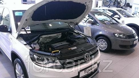 Амортизаторы (упоры) капота для Volkswagen Tiguan, фото 2