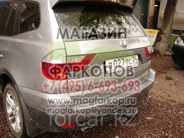 Фаркоп на BMW X3 2004-2010