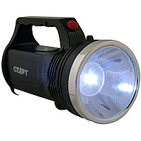 Ручной фонарь СТАРТ LHE 505-B1 Black аккумуляторный