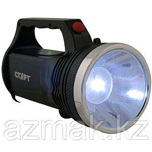 Аккумуляторный ручной фонарь СТАРТ LHE 505-B1 Black