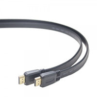 "Кабель HDMI-HDMI ""LAN"",1.4V, 10m, m-m, OEM, плоский"