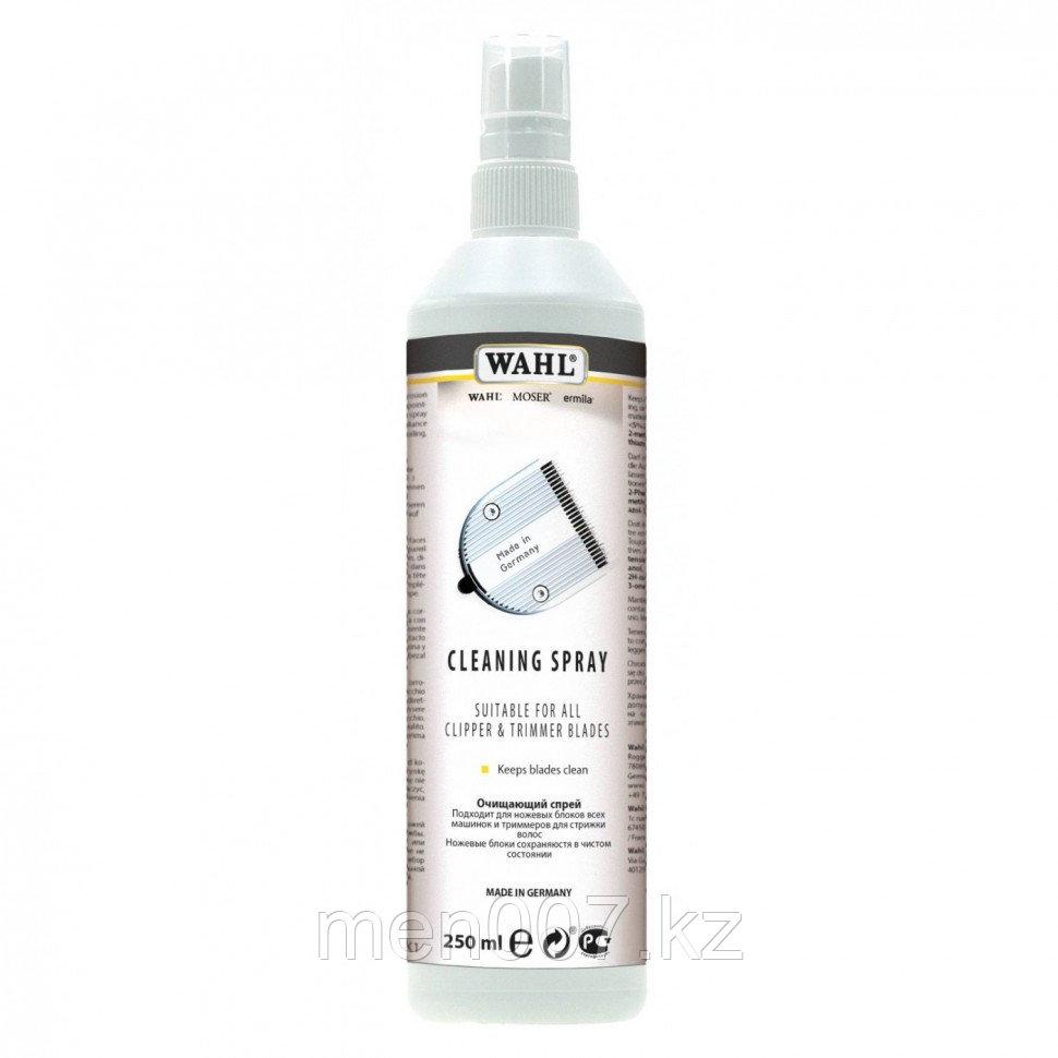 Wahl Cleaning Spray (Спрей очищающий для ухода за ножами машинок для стрижки), 250 мл