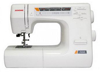 Швейная машина Janome 7524 E