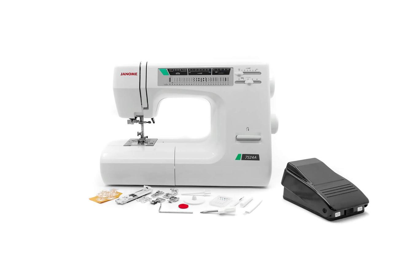 Швейная машина Janome 7524А