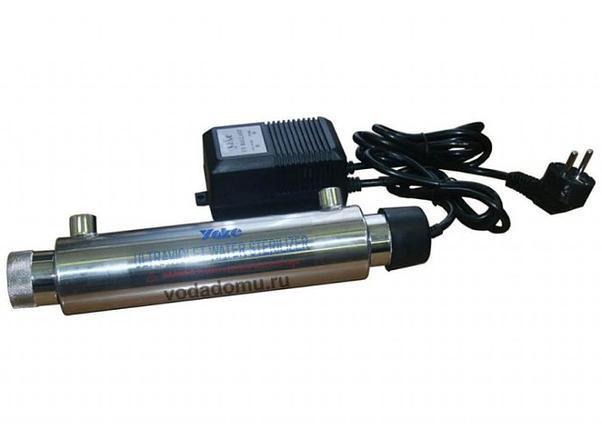 Ультрафиолетовый стерилизатор UV55W, фото 2