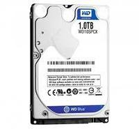 """HDD 1000 Gb WD Blue, 2.5"""", 128Mb, 5400rpm, Serial ATA III-600, for NB"""
