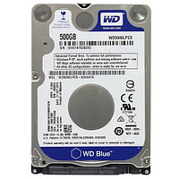 """HDD 500 Gb WD Blue, 2.5"""", 16Mb, 5400rpm, Serial ATA III-600, for"""