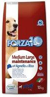 711174 Forza10 Maintenance medium, Форца10 с ягненком и рисом для средних и крупных пород, уп. 12,5кг.