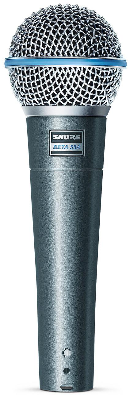 Шнуровой микрофон SHURE BETA 58A