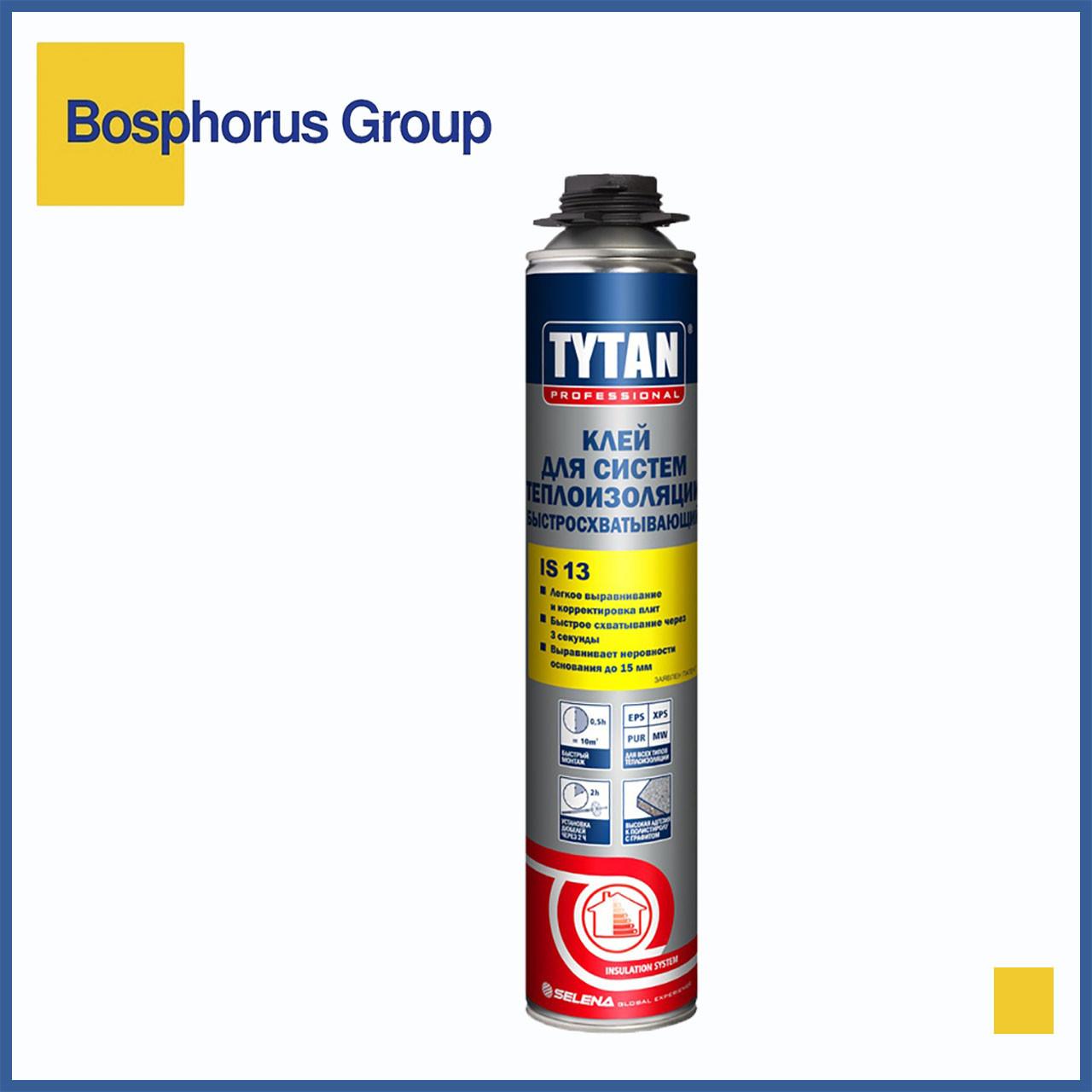 Пено-Клей TYTAN IS13 для систем теплоизоляции