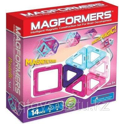 Магнитный конструктор Magformers 14 (14 деталей)