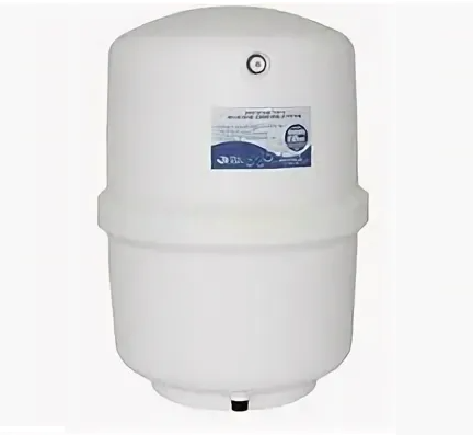 Белый, пластиковый резервуар PRO4000W, фото 2