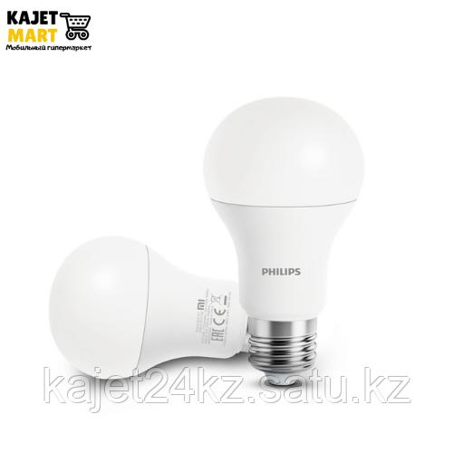 Умная светодиодная лампа Xiaomi Philips Smart White LED E27 Bulb