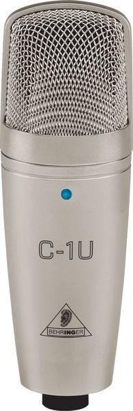 Студийный микрофон BEHRINGER C-1U - USB
