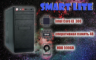 Компьютер SMART lite i3 380M/4GB/SSD 240GB
