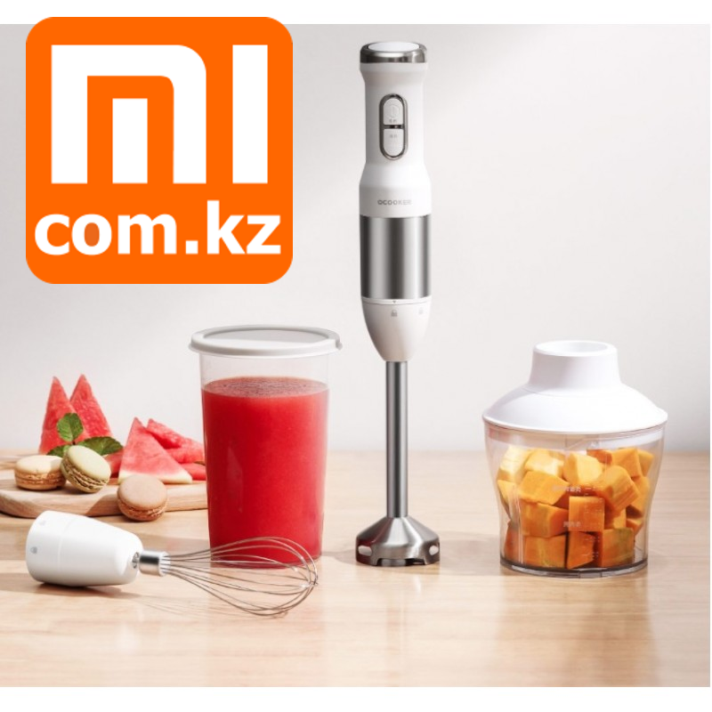 Блендер Xiaomi Mi Qcooker Circle Kitchen Cooking Stick (CD-HB01). Оригинал. Арт.6636