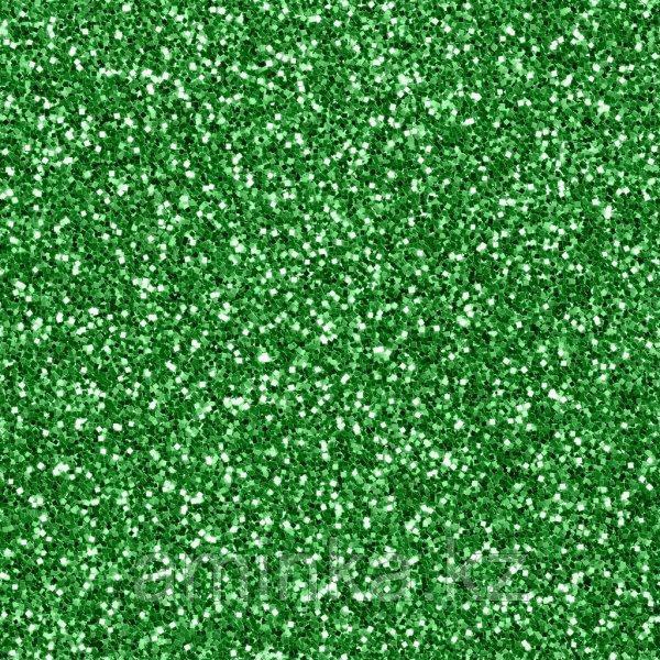 Глиттер Зелёный декор