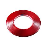 Скотч силиконовый 0,8*10 (аналог 3M VHB 4910)