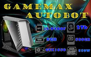 Компьютер SMART lite/i5-9400F/RAM 8GB/GTX 1650/2 TB/500GB/550W