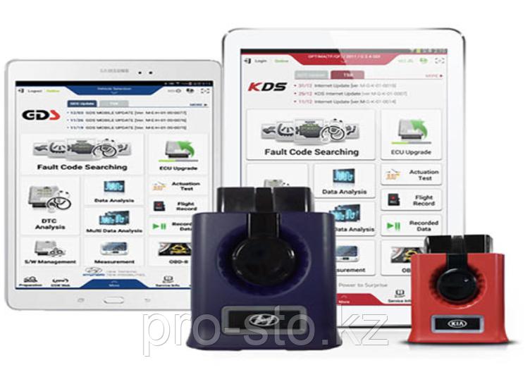 Сканер для Hyundai и Kia GDS-Mobile / KDS VCI II