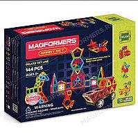 Магнитный конструктор Magformers Smart Set (144 деталей, DELUXE SET LINE