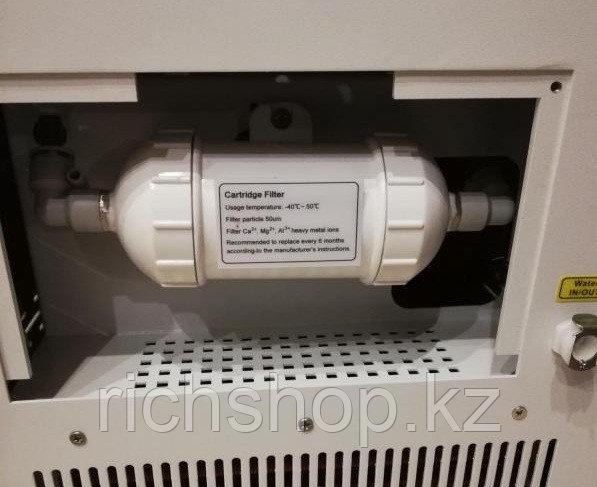 Фильтр ионный для диодного лазера