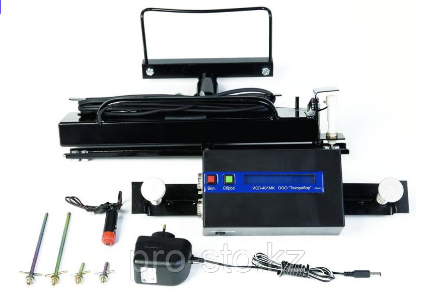 Люфтомер ИСЛ-401М (прибор для измерения суммарного люфта рулевого управления) - фото 2