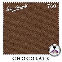 Сукно Iwan Simonis 760 195 см Chocolate