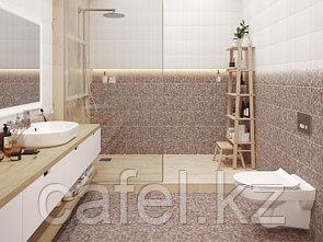 Кафель | Плитка настенная 20х44 Хаммам | Hammam коричневый