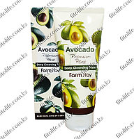 "Средство для умывания лица ""FarmStay"", с авокадо"