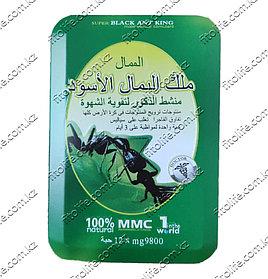 Капсулы для мужского здоровья из черного муравья  (Black Strong Ant King)