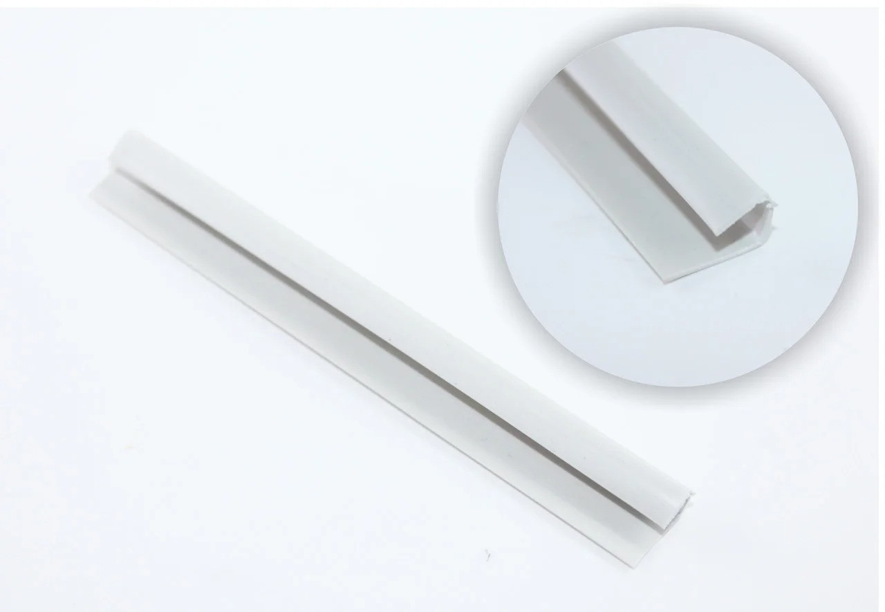 Кайма 8мм бел2,4м
