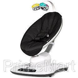 Кресло-качалка 4moms MamaRoo4 Black