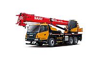 Автокран SANY SAC1600S