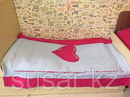 Одеяло-покрывало из 100% ХБ трикотажа