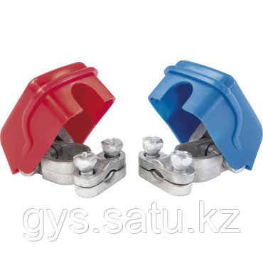 2 Коннектора для АКБ - легковые/грузовые автомобили - кабель 10-50 мм