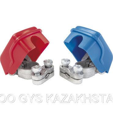 2 Коннектора для АКБ - легковые/грузовые автомобили - кабель 10-50 мм, фото 2