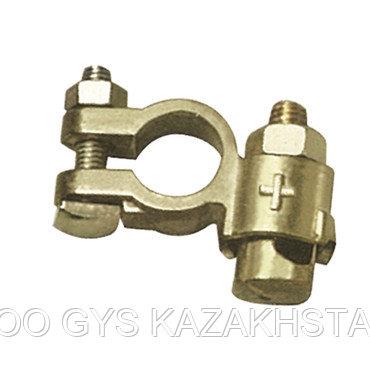 25 Хомутов для аккумулятора с двойным зажимом, VL (+), кабель 10 - 35 мм²