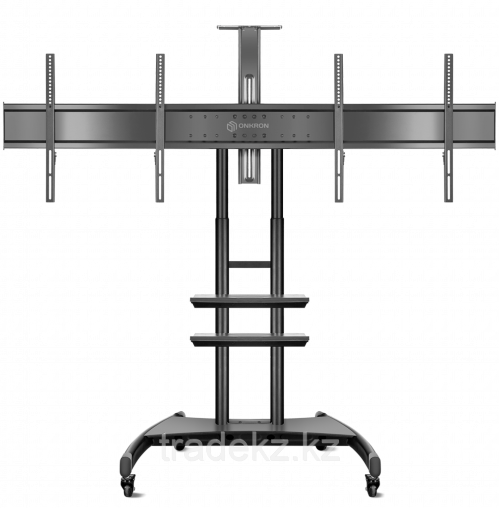 Стойка мобильная для видеопанелей Onkron TS3881 black, до 90,5 кг