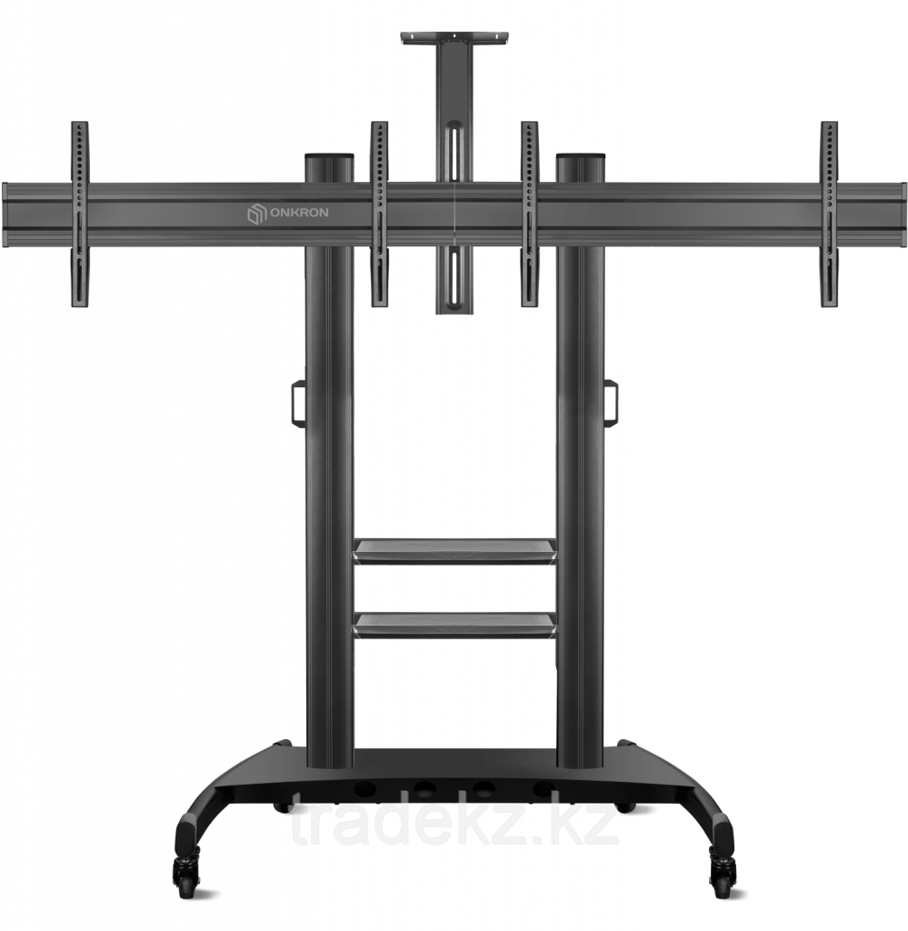 Стойка мобильная для телевизора Onkron TS3811 black, до 115 кг
