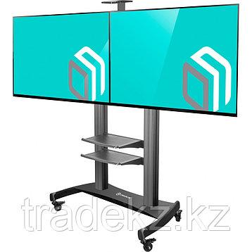 Стойка мобильная для телевизора Onkron TS3811 black, до 115 кг, фото 2