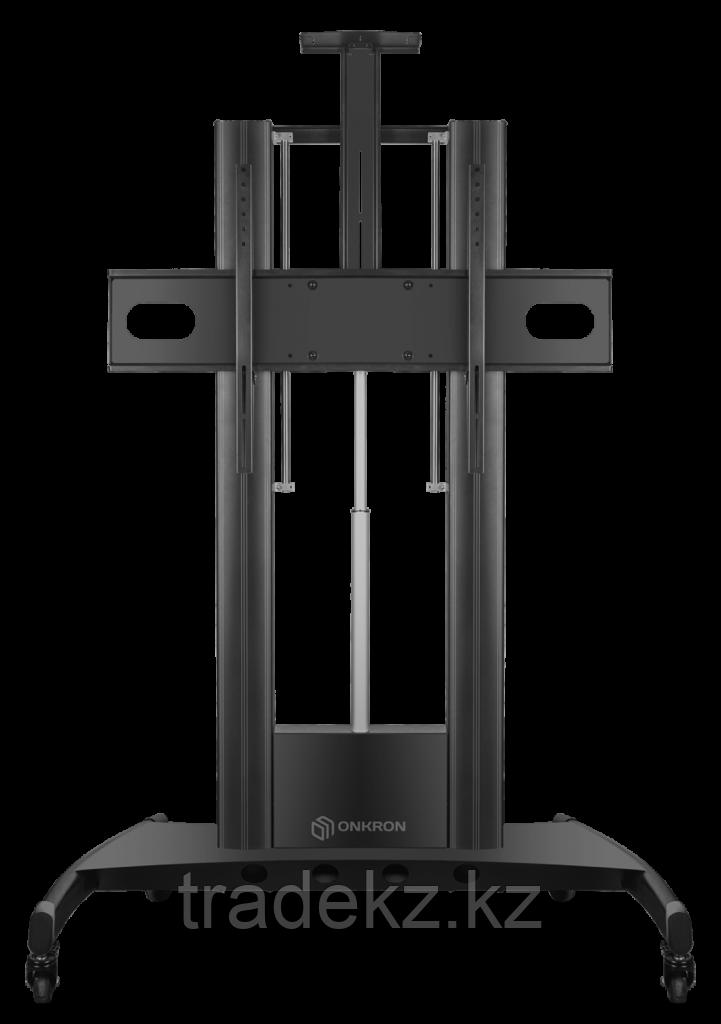 Стойка мобильная для телевизора Onkron TS2210 black, до 136 кг.