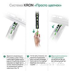 """Кронштейн настенный фиксированный для телевизора Onkron FM3, до 50 кг, до 70"""", фото 2"""