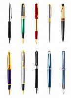 Ручки капиллярные и гелевые