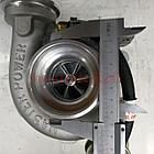 Турбокомпрессор (турбина), с установ. к-том на / для MERCEDES/ FREIGHTLINER,  MASTER POWER 802940, фото 2