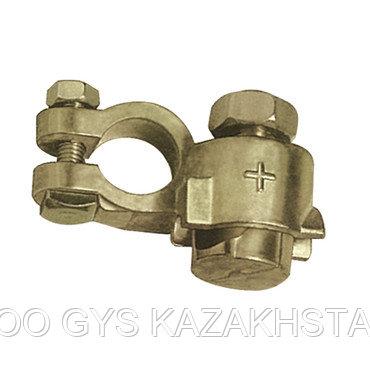 25 Хомутов для аккумулятора с двойным зажимом, PL/TP (+), кабель 16 - 70 мм²